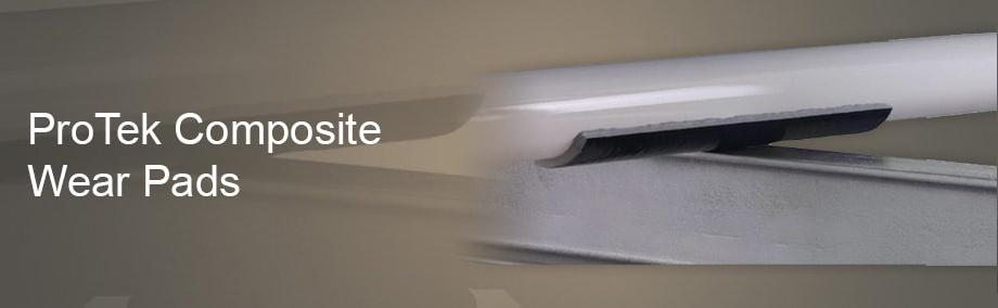 Protek Composite Wear Pads