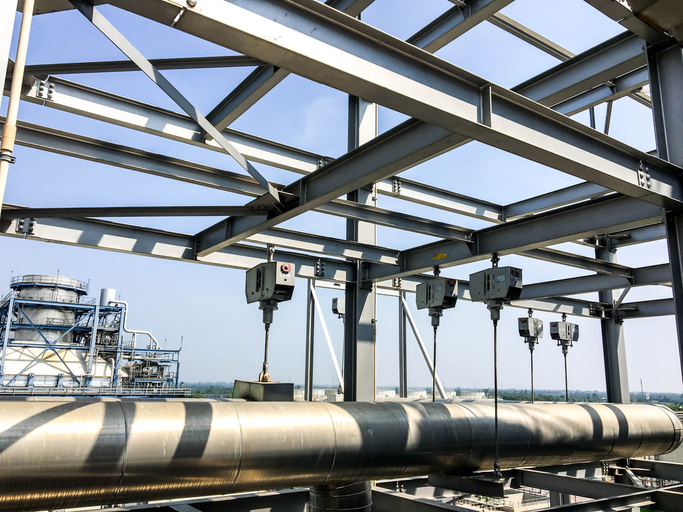 Blog-Composite Pipe Supports vs. Metallic Pipe Supports