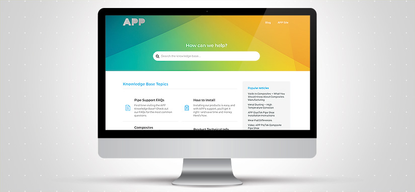 APP Knowledge Base now open for info!