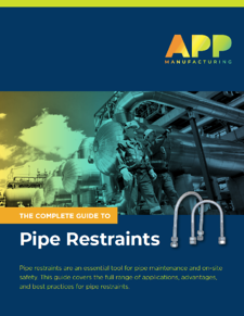 EB Cover_The Complete Guide to Pipe Restraints