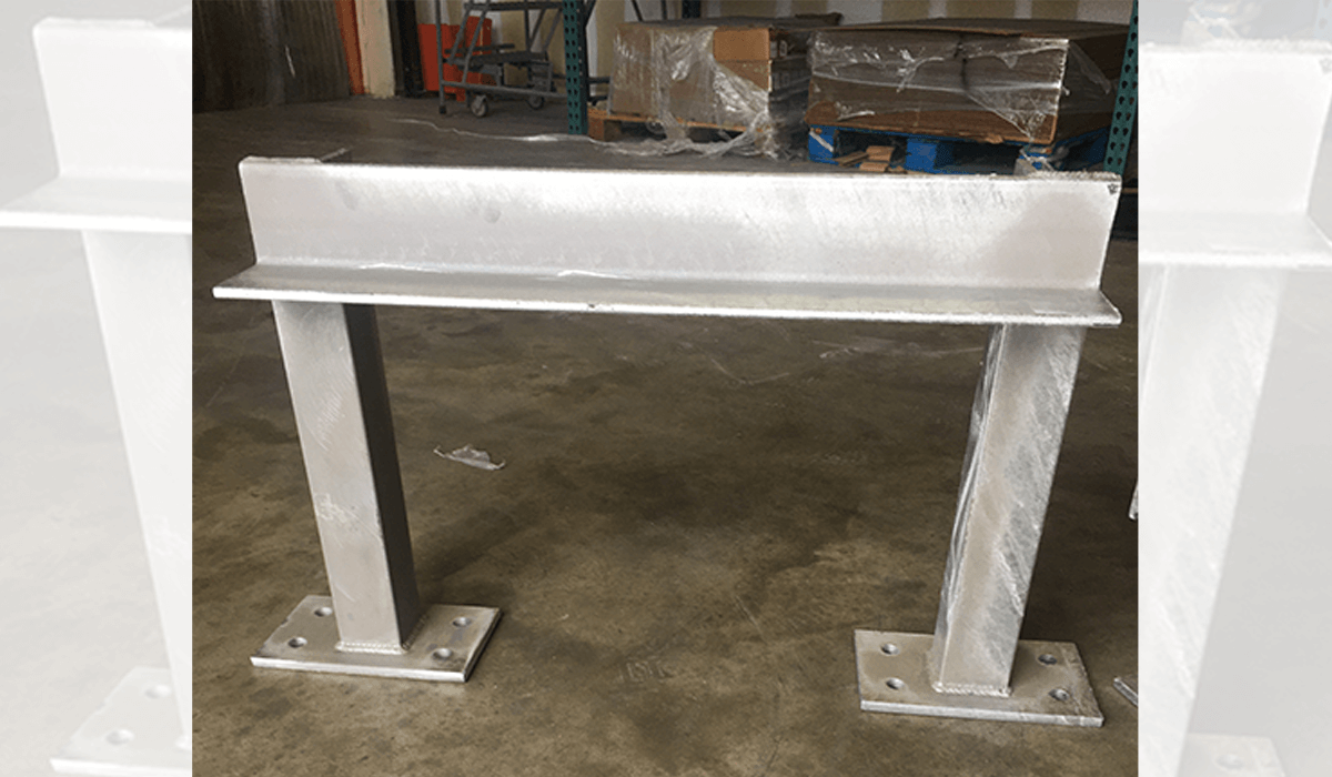 Custom Structural supports
